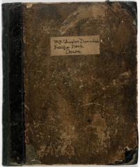 Emma Darwin's Recipe Book